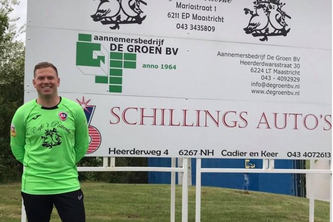 Nick Frolichs maakt overstap van Schinveld naar Geusselt Sport: 'Wij mikken op een plaats bij de eerste zes'