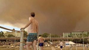 Nederlanders in het nauw door grote bosbranden aan Turkse kust