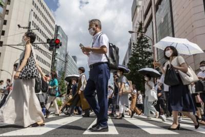 Zo groot is het contrast in Tokio: sfeerloze, lege stadions en drukke, levendige straten in een 'lockdown light'