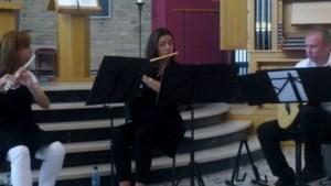 Inloopconcert Trio Vivente in Kloosterkerk