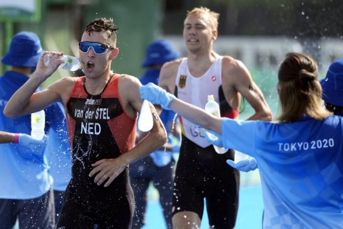 Razendsnel achter elkaar zwemmen, fietsen, lopen: op de estafette stijgt 'Limburgse' triathlonploeg boven zichzelf uit