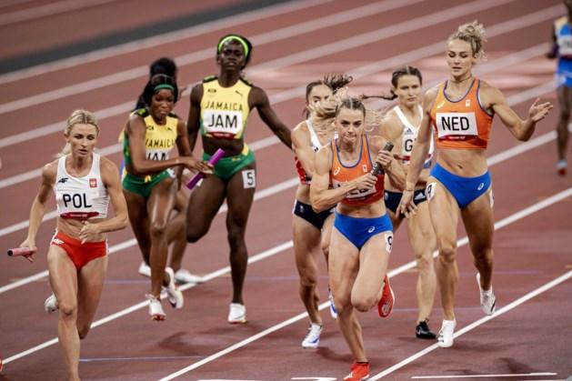 Nederlands protest tegen deelname VS in finale 4x400 gemengd