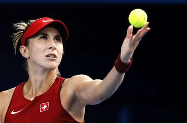 Tennis: Bencic wint olympische finale van Vondrousova