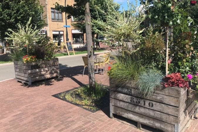Restaurant Farèn in Maastricht moet te grote bloembakken weghalen