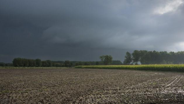 KNMI waarschuwt voor stevige onweersbuien op zondag