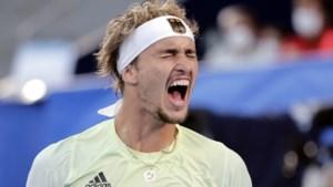 Alexander Zverev pakt olympische tennistitel