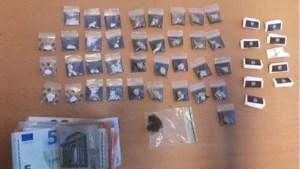 Drugsdealer in Geleen opgepakt met 50 gram harddrugs