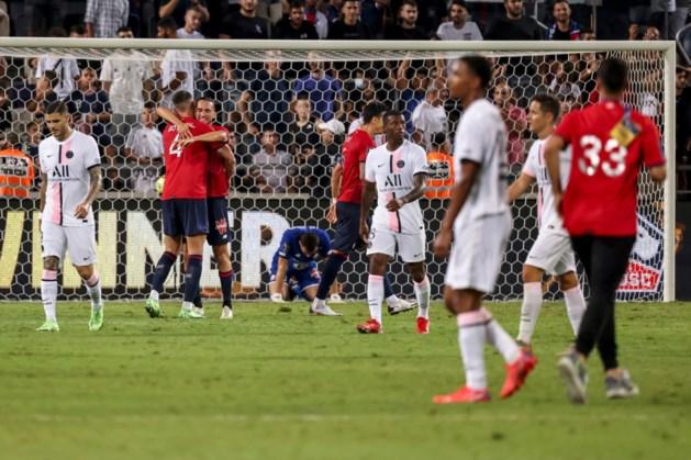 Debutant Wijnaldum kan Paris Saint-Germain als invaller niet aan Franse Supercup helpen