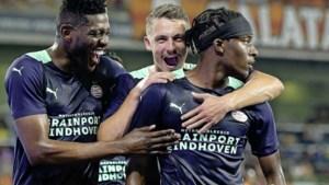 PSV treft Spartak Moskou of Benfica bij winst op Midtjylland