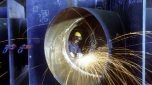 Twee derde kleine metaalbedrijven kampte met materiaaltekorten