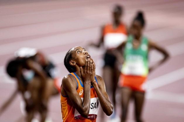 Hassan snelt met overmacht naar goud op 5000 meter