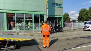 Motorrijder gewond na eenzijdig ongeval in Kerkrade