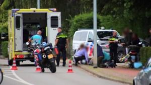 Scooterrijder gewond na aanrijding op fietspad in Maastricht