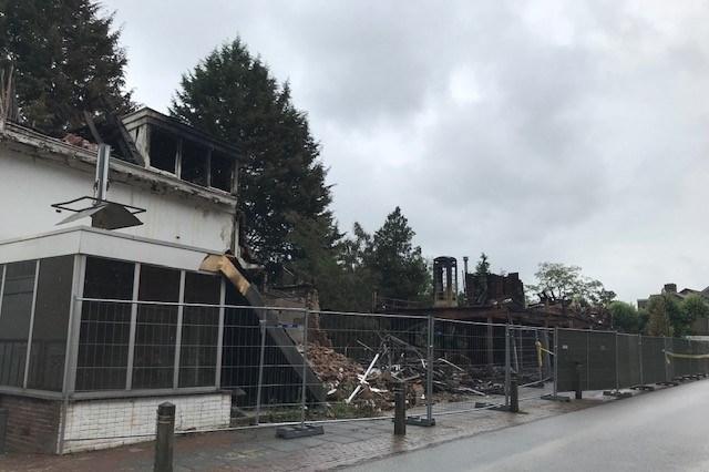 Bewindvoerder had uitgebrande panden aan de Plenkertstraat in Valkenburg moeten ontruimen