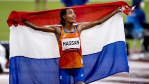 Hassan zielsgelukkig maar 'het leven draait niet alleen om goud'