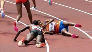 Sifan Hassan valt in slotronde maar is toch door op 1500 meter