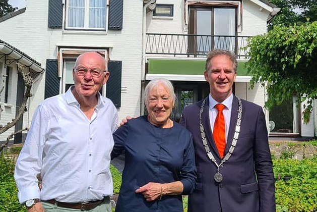 Gerda Schins en Wiel Janssen uit Voerendaal zestig jaar in de echt verbonden