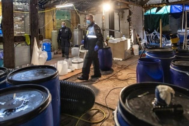 Podcast politie over opsporen ketelbouwers voor drugslabs