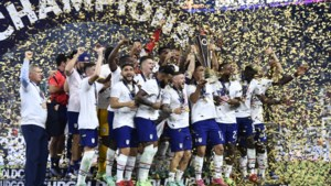 Verenigde Staten winnen Gold Cup dankzij treffer diep in verlenging