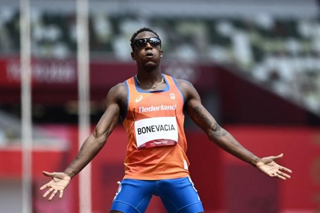 Liemarvin Bonevacia schrijft geschiedenis op de 400 meter: 'Dit is een droom'