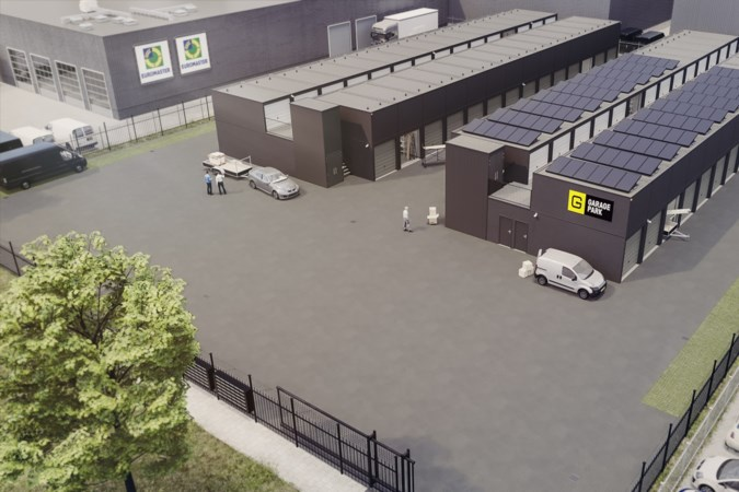 Garageboxen voor (startende) ondernemers in Blerick en Oostrum