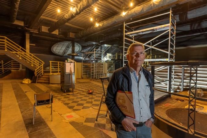 Voormalige Peppermill krijgt eind september 'grande opening' als speelhal