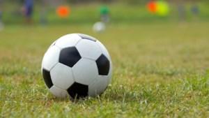 Grensland voetbalkamp bij EVV
