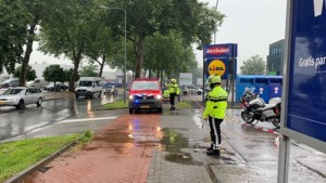 Supermarkten in Sittard ontruimd vanwege ontploffingsgevaar