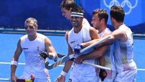 Hockeyers België verslaan India en mogen opnieuw naar finale op Spelen