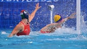 Nederlandse waterpolosters zonder medaille naar huis, Hongarije te sterk in kwartfinale