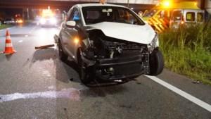 Automobilist gewond na botsing in Weert