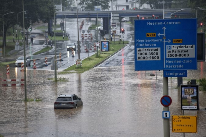 Wateroverlast hindert groot onderhoud A79, maar ook het laatste stuk snelweg kan waarschijnlijk op tijd weer open