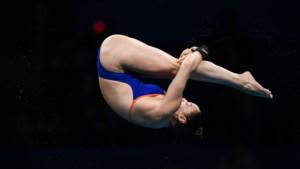 De '10 meter' geeft schoonspringster Van Duijn steeds weer een kick: 'Met Inge Jansen vanaf de 3-meterplank springen is ontspanning'