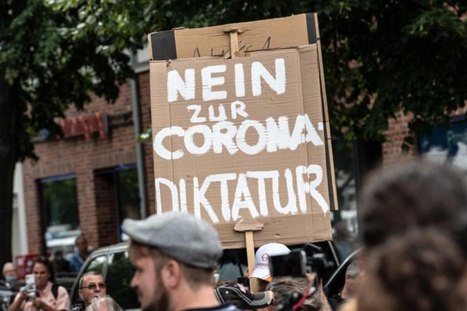Groeiend ongenoegen: 'Duitsland steeds meer autoritaire staat'