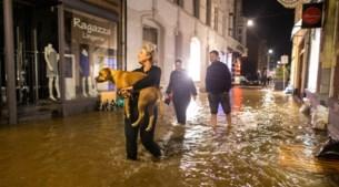 Afhandeling Limburgse waterschade komt half augustus in de ministerraad