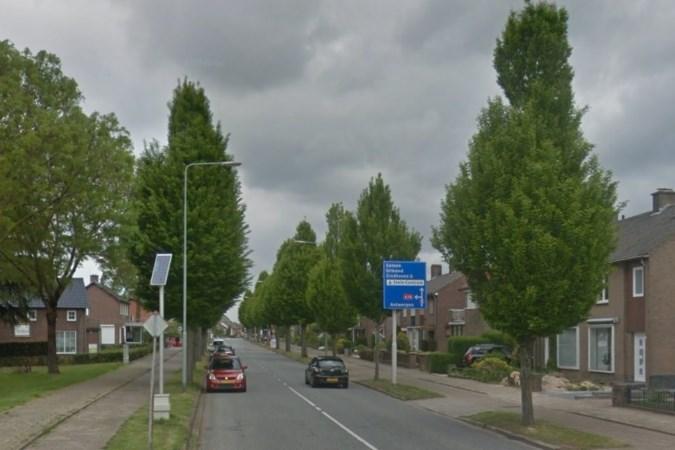 Bewoners van de Heerstraat Zuid in Stein willen hun flitspaal terug
