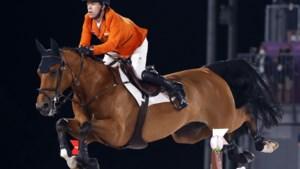 Springruiter Maikel van der Vleuten pakt met Beauville Z olympisch brons