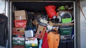 Beringse Bazaar gaat op herkansing met garageverkoop