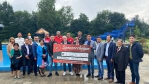 Chinese Vereniging Limburg schenkt ruim dertien mille aan Zwembad Meerssen
