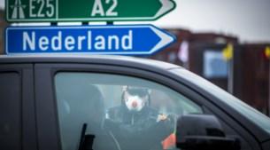 Marechaussee gaat reizigers vanuit België controleren op coronabewijs