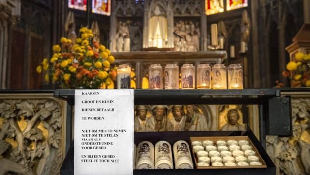 In basiliek Meerssen zijn zelfs de kaarsen niet meer veilig: duizend euro schade door diefstal