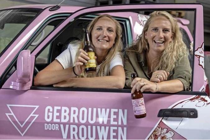Vrouwen die bier brouwen: 'Mannen solliciteren hier niet'