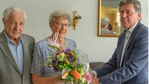 Diamanten status voor echtpaar Borghans-Pansters uit Kerkrade