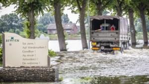 Veiligheidsregio Limburg-Noord onderzoekt ervaringen Limburgers watersnood