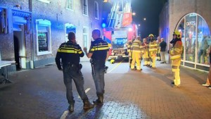 Video: Persoon gewond bij brand in Sittard