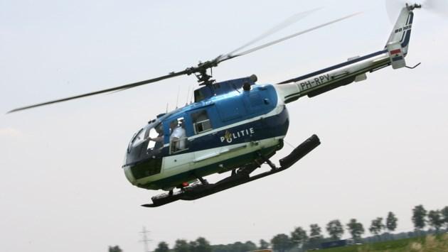 Politiehelikopter ingezet na autodiefstal in Heerlen