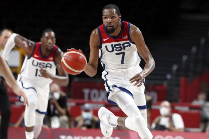 Een Dream Team is USA niet meer, maar alles minder dan goud is onvergeeflijk