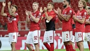 PSV gewaarschuwd: Benfica wint eenvoudig bij Spartak Moskou