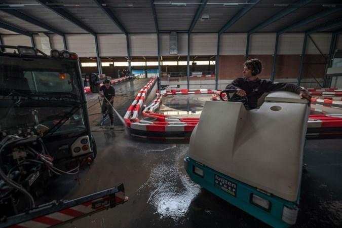 Karts onbruikbaar, parkeergarage maanden dicht: de ramp na de ramp