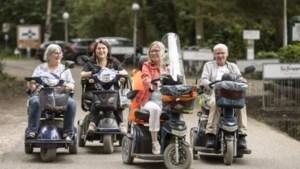 Inkooporganisatie: scootmobiel is alternatief voor lopen, niet voor fietsen, snelheid van 12 km/h ruim voldoende